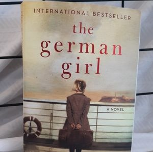 "International Bestseller "" The German Girl """